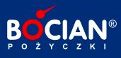 logo Bocian Pożyczki